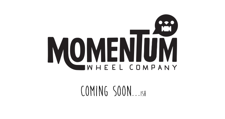 Momentum Wheel Co. New Site Coming Soon