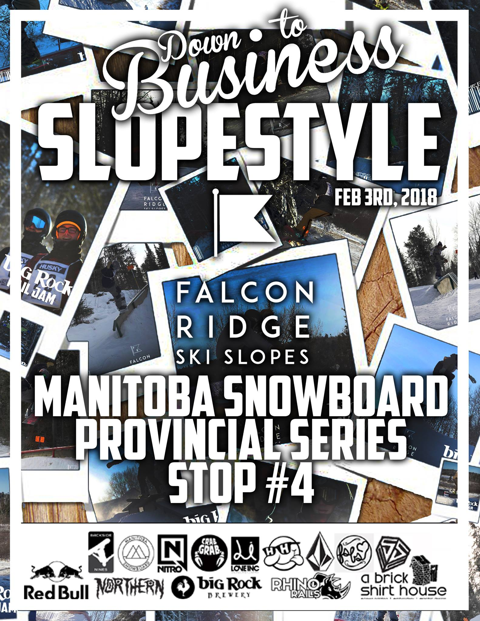 Down To Business Slopestyle