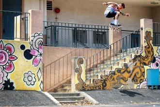 "Cody McEntire's ""T-1000″ Part"