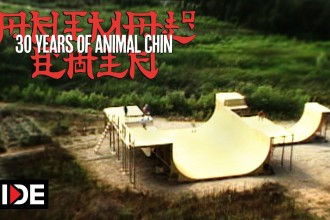 30 Years of Animal Chin – Building The Chin Ramp
