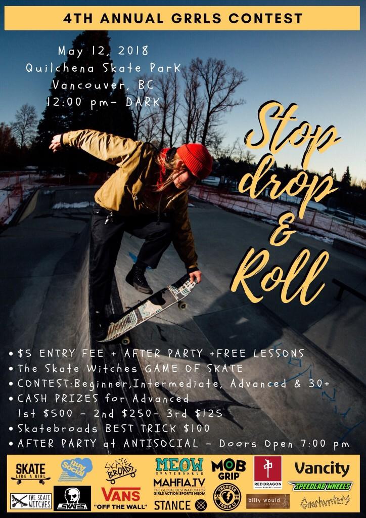 StopDropAndRoll