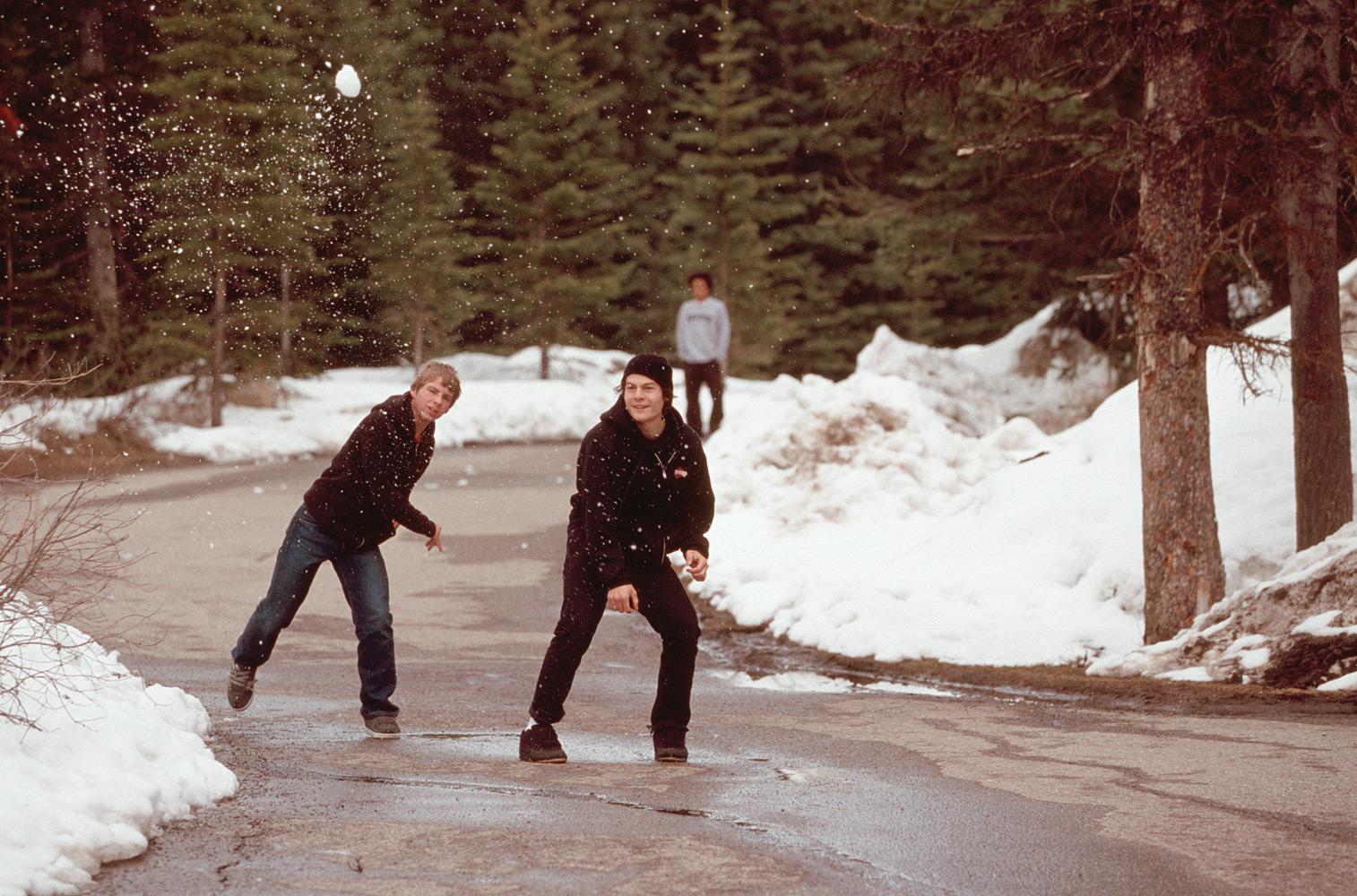 vinny+allen-snow
