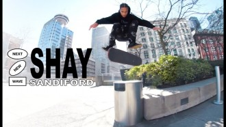 SHAY SANDIFORD'S NEXT NEW WAVE