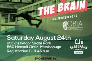 Skate 4 The Brain