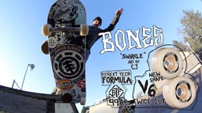 Adam Hopkins – BONES Wheels V6